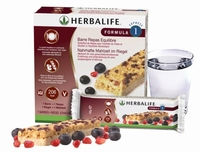 Formula 1 maaltijdreep rood fruit yoghurt - 7 repen